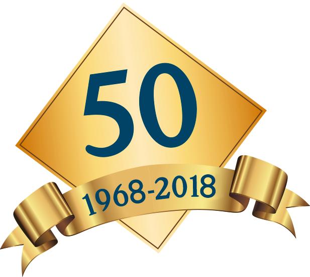 Buning wegenbouw 50 jaar