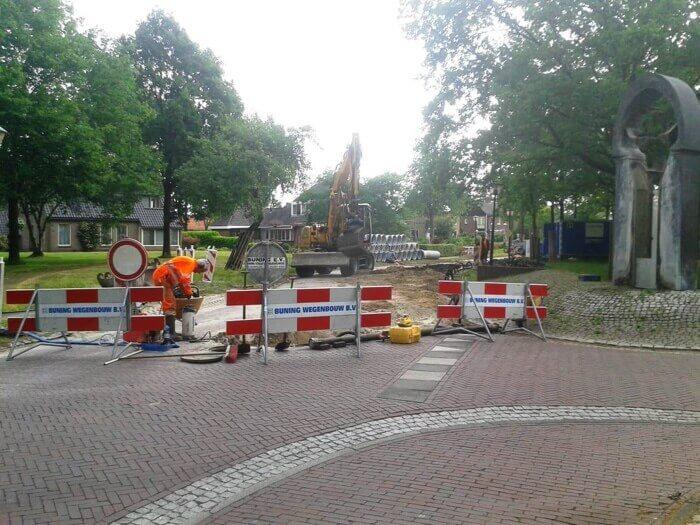 De Wijk – reconstructie Dorpsstraat