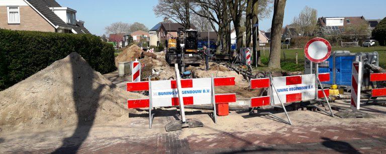 Ruinerwold – Burgemeester Nijsinghweg e.o.