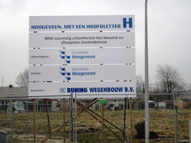 Hollandscheveld – Reconstructie Zandwijkstraat